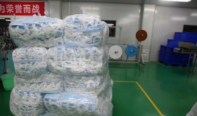 多國醫療資源短缺,紛紛向中國訂購口罩等物資。(取材自中新網)