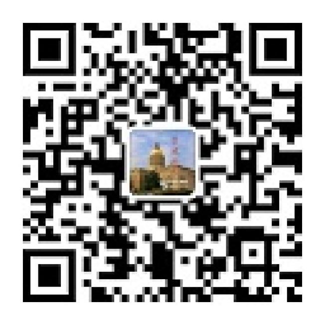 世界日報美東南區微信公眾號亞特蘭大看世界二維碼。