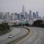 加州逾7300人染疫  州長:過去4天 全州確診住院者翻倍