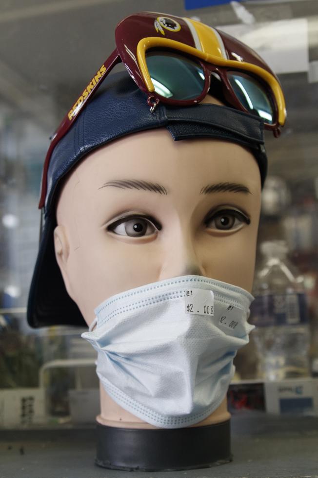 FDA批准批准俄州口罩消毒技術,口罩可重複使用。(美聯社)