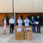 北阿州华人抗疫 募款捐物资献爱心