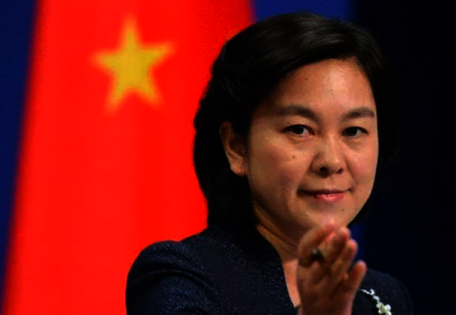 中國外交部發言人華春瑩回應有關中製口罩等出口醫療設備品質不佳時,稱「希望有關問題不被政治化解讀。」(取材自鳳凰網)