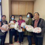 華埠耆老缺口罩、食物 社區伸援手