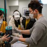 大二華生發動「百萬口罩」 助中美兩地抗疫