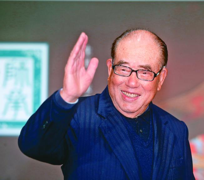 郝柏村一生出將入相,忠黨愛國,始終堅持「中華民國派」。本報資料照片