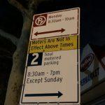 紐約市換邊停車 再停兩周至6月7日