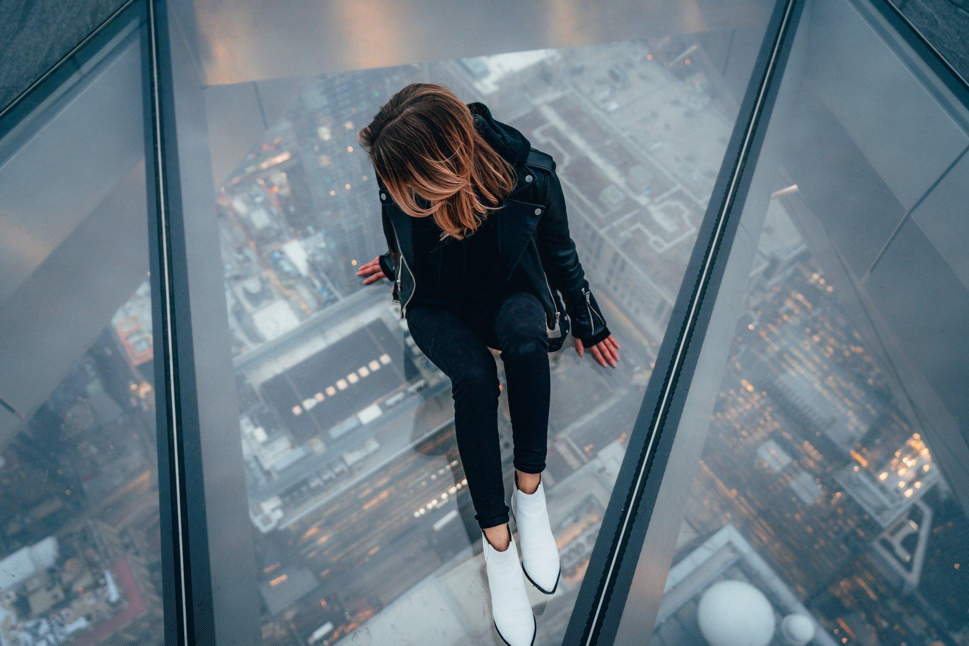 西半球最高的戶外觀景台 「Edge」 圖/截自hudsonyardsnewyork.com