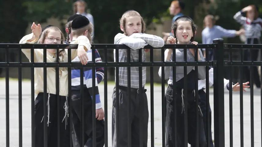 紐約州基里亞斯喬爾為猶太社區。美聯社