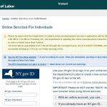 失業者暴增 紐約州失業金申請系統癱瘓  10日更新上線
