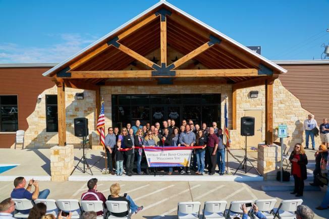「德州槍械俱樂部」是一個成立未久的射擊運動場。(Texas Gun Club官網)