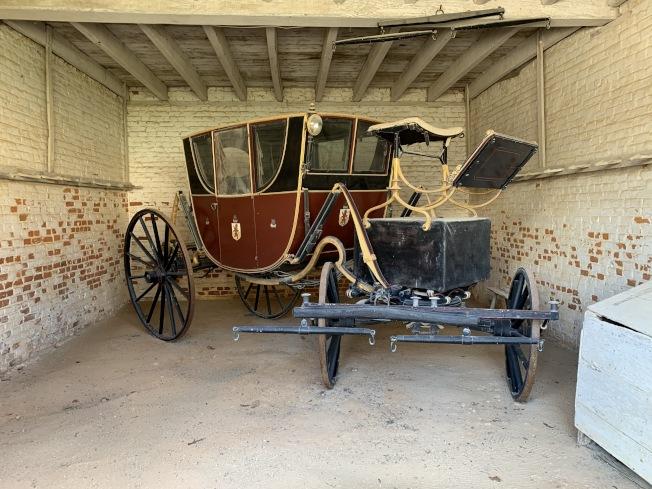 華盛頓的馬拉轎車。 (圖:作者提供)