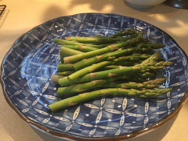 料理功夫|豆绿春带彩