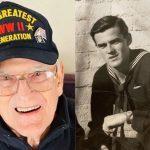 俄州95歲老兵做了這幾個動作 戰勝新冠病毒