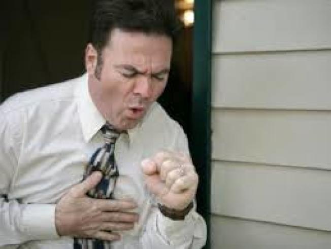 這個冬天曾經感冒的一些民眾回想,去年11月、12月間曾經狂咳持續一陣子,難道就是感染新冠病毒。(取自臉書)