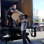 愛心第二春文教基金會10萬口罩送往洛加大和凱撒醫院