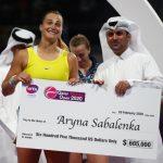 網球/球員因疫情「失業」了!女網考慮延長球季賺取獎金