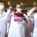 鍾南山:四月底新冠肺炎疫情向下