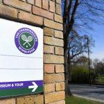 網球四大賽之一 今年溫布頓因疫情取消
