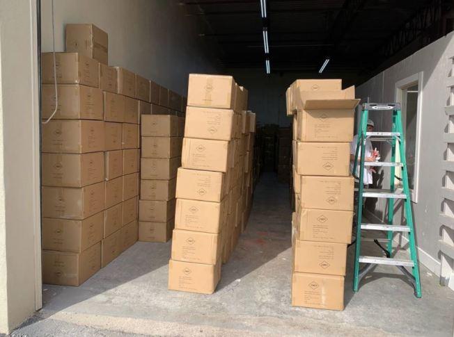 Sumkina倉庫位於喬治亞州亞特蘭大,歡迎批發經銷合作。