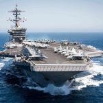 羅斯福號航母艦長的信奏效 美海軍允分批上岸檢疫
