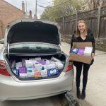 民众助抗疫 可捐血捐物、帮买菜