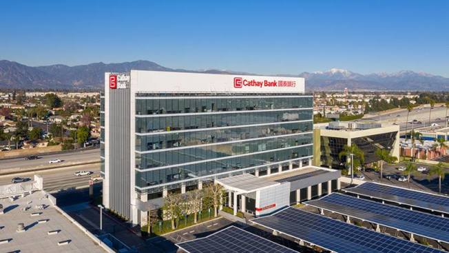 國泰銀行(Cathay Bank)1日宣佈拿出200萬元專項資金,為符合條件的小型企業發放5000至1萬元的紓困小額貸款。(國泰銀行臉書)