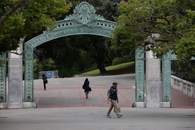 受到新冠疫情衝擊,加大宣布放寬入學申請要求。(Getty Images)