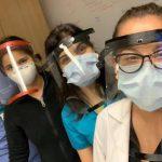 北维教授用3D打印做防护面罩 支援纽约、加州多地