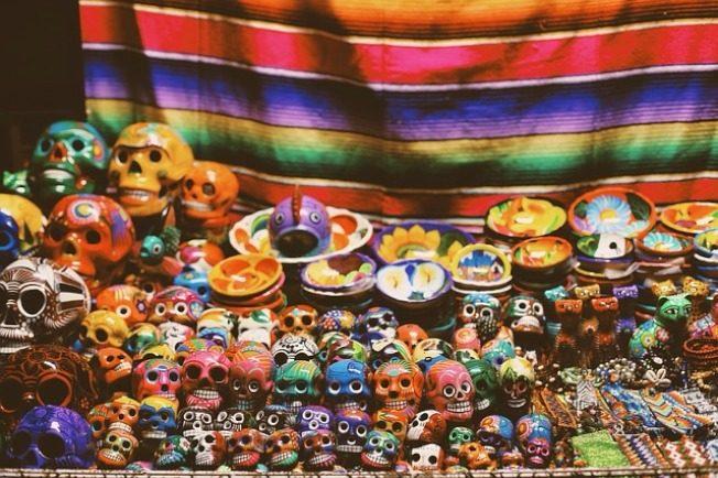 封面故事 | 墨西哥亡灵节 以温馨角度看死后世界