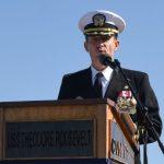 航母羅斯福號艦長求援反遭拔官 理由「誇大嚴重性」