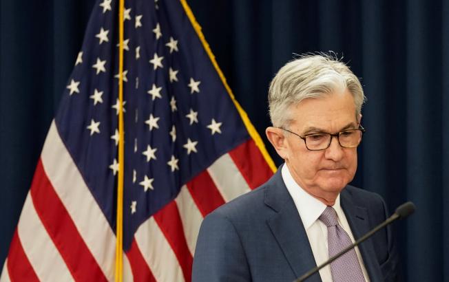 Fed資產負債表規模擴大至創紀錄的5.81兆美元。路透