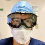 華醫投入抗疫 「急診室就是戰場」