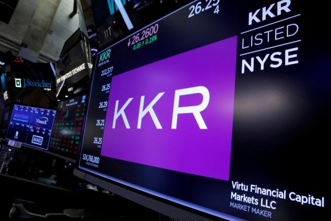 黑石集團、凱雷投資集團和KKR在內的六家投資銀行集團擁有創紀錄的1.5兆元現金。(路透)