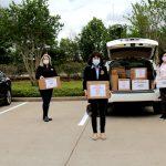 休士頓僑社 聯合募捐醫療物資
