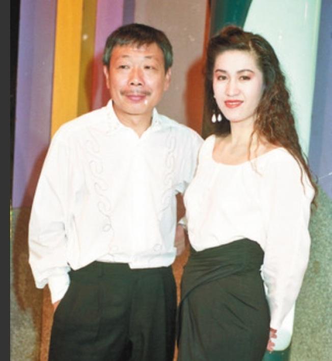 王玉環曾和午馬交往十多年。(本報資料照片)