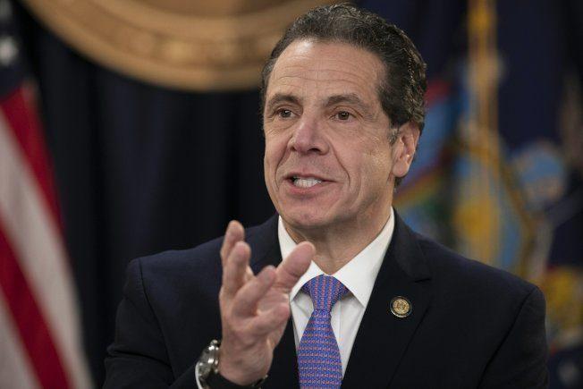 纽约州死亡逾4千 新增数首次下降 葛谟:或已至平台期