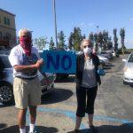 拉古納伍茲長者社區連署 抗議收容新冠遊民患者