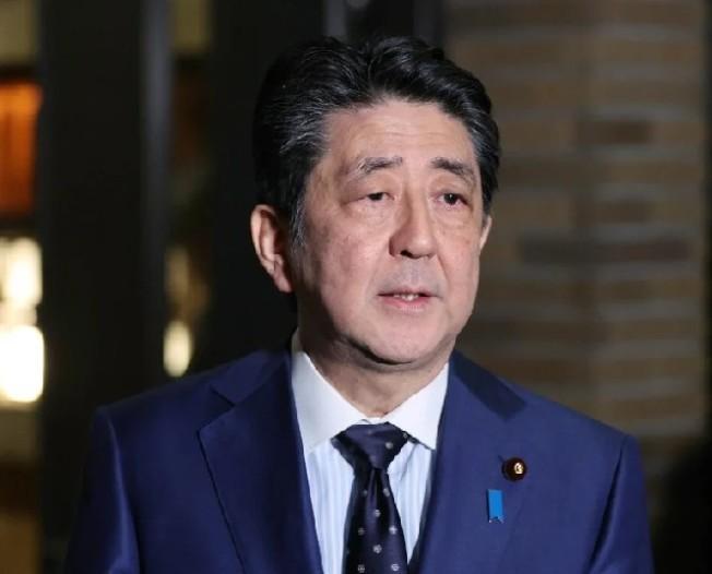 日本首相安倍晉三。(歐新社)