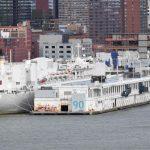 葛謨:將向川普請求 安慰號醫療船改為新冠專用