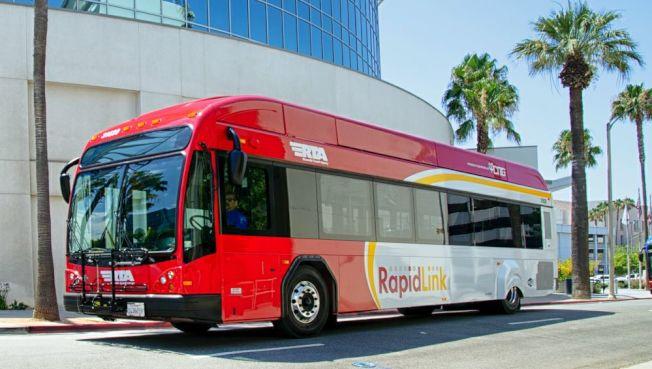 河濱RTA公交巴士最近有兩名司機確診感染新冠肺炎。(自RTA官網)