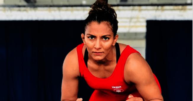 故事被搬上大螢幕的印度角力選手吉塔,有機會再次挑戰奧運。(取材自東京奧運官網)