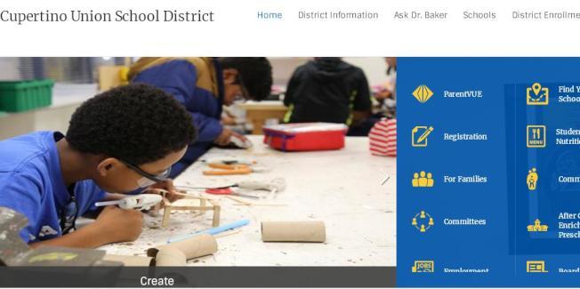 不少公立學校開始要求遠距教學。(翻攝自公立學校遠距教學網站)