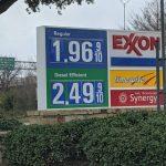 油價續降 德州最便宜跌破1元
