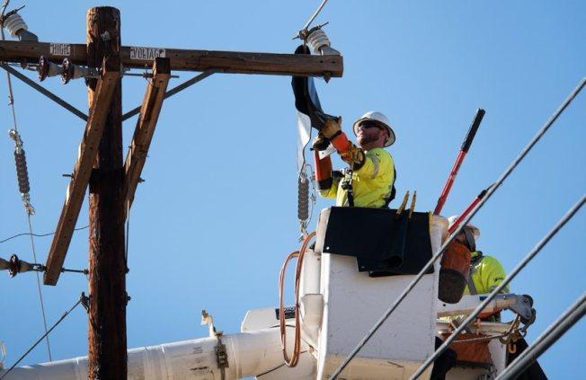 德州公用事業委員會接獲消費者大量投訴,稱因無法支付電費而被斷電。(本報資料照片)