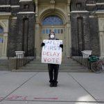 威州州長推遲初選 遭高院推翻