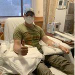 「我的血可救命」航空工程師戰勝死神 捐血漿供實驗