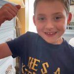 罹囊腫纖維化 6歲童:我是戰士 打敗病毒