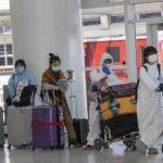 中國公民自美搭機返國 即日需逐日填報健康信息