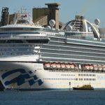 紅寶石公主號600確診11死後 澳警扣留列犯罪現場  200船員疑染疫