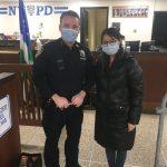 沒有人是局外人 紐約華裔夫婦捐口罩保護「人民保母」
